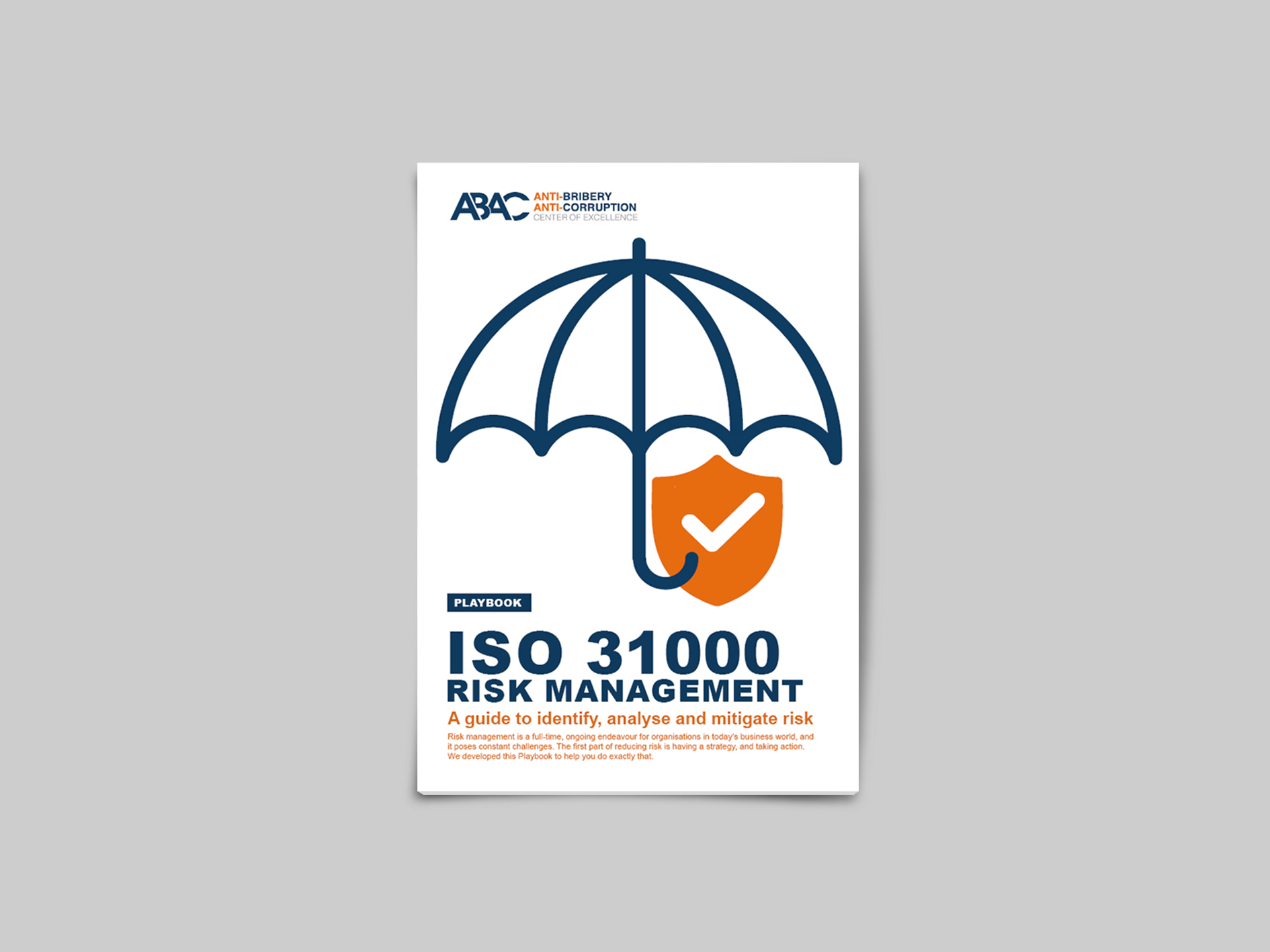 ISO 31000 Risk Management - A guide to identify, analyse and mitigate risk