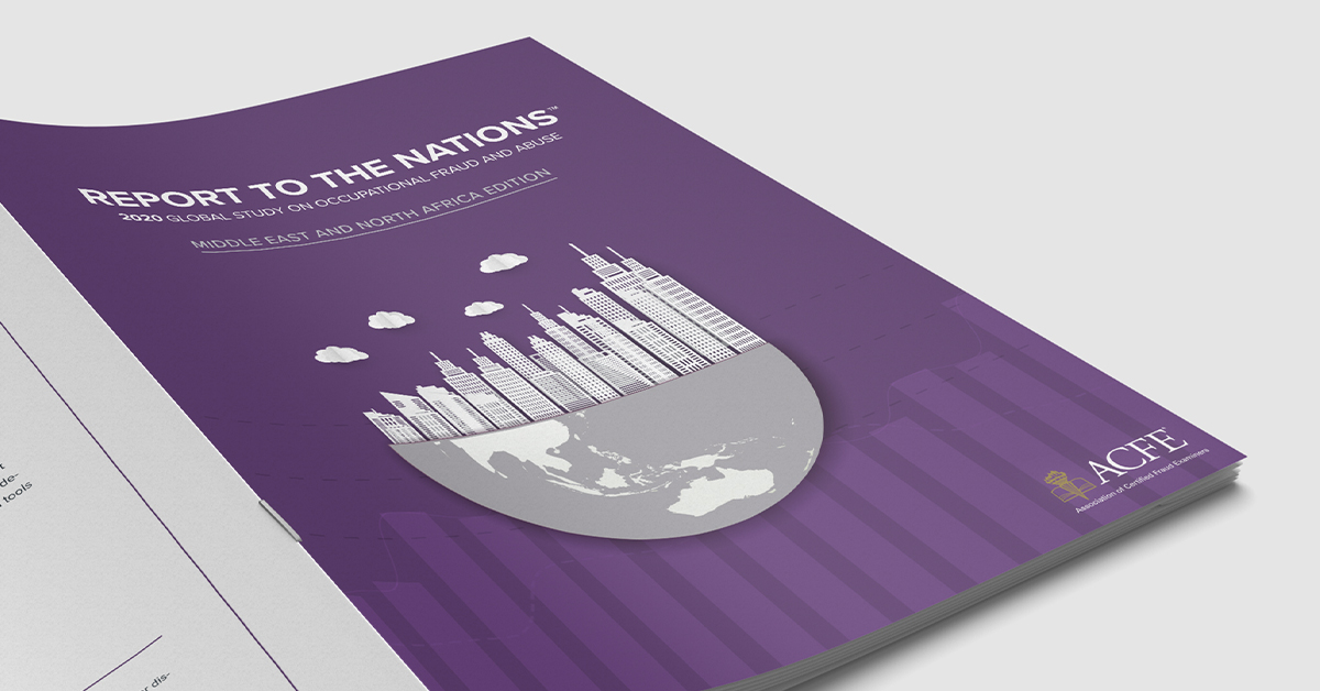 Report to the Nations 2020 Global Study is OUT NOW!